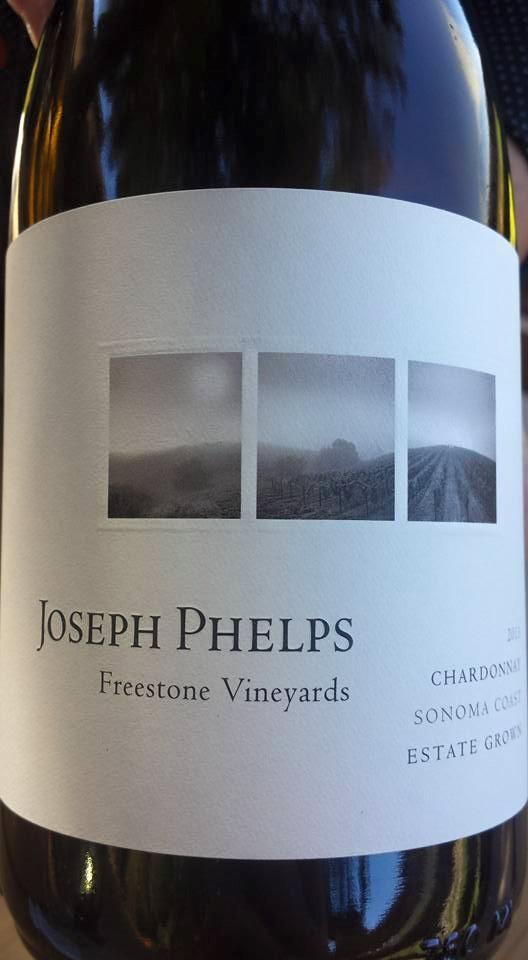 Joseph Phelps – Chardonnay 2013 – Freestone Vineyards – Sonoma