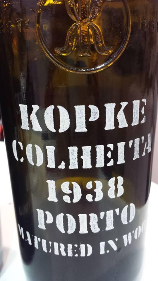 Kopke – Colheita 1938 – Porto