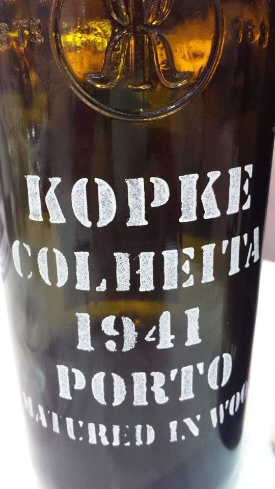 Kopke – Colheita 1941 – Porto