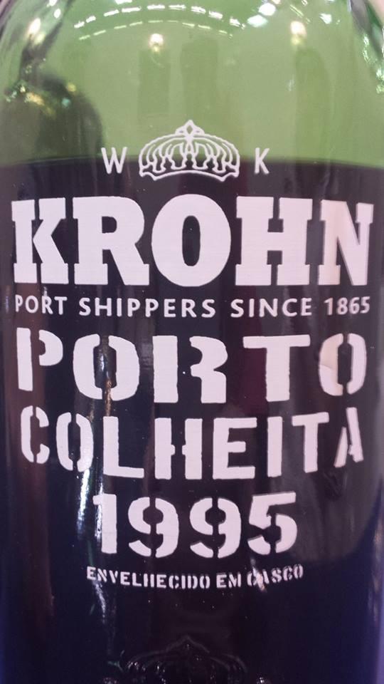 Krohn – Colheita 1995 – Porto
