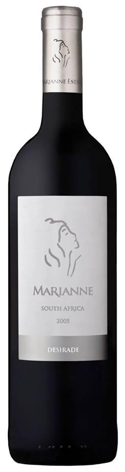 Marianne – Desirade 2005 – Stellenbosch – South Africa