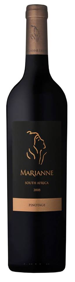 Marianne Estate – Pinotage 2008 – Stellenbosch – South Africa