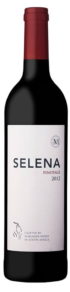 Marianne – Selena Pinotage 2012 – Western Cape – South Africa