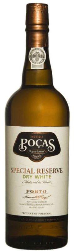 Poças Júnior – Spécial Reserva Dry White – Porto