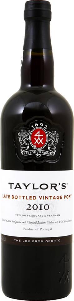 Taylor's – 2010 Late Bottled Vintage Port