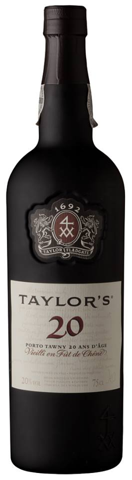 Taylor's – 20 Year Old Tawny Port