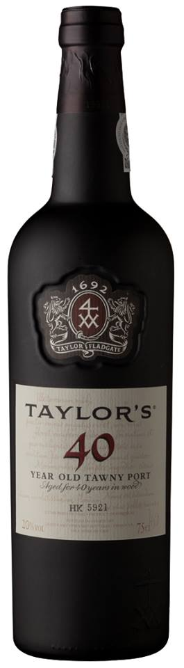 Taylor's – 40 Year Old Tawny Port