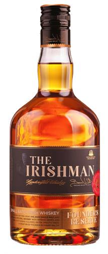 The Irishman – Founder's Reserve – Single Malt Whiskey – Ireland