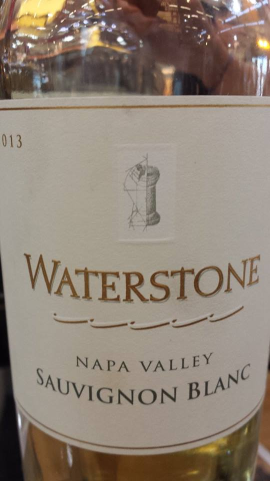 Waterstone – Sauvignon Blanc 2013 – Napa Valley