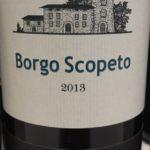 Borgo Scopeto 2013 – Chianti Classico