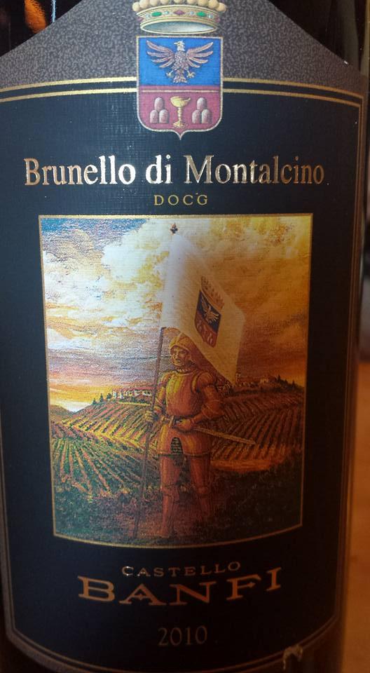 Castello Banfi 2010 – Brunello di Montalcino