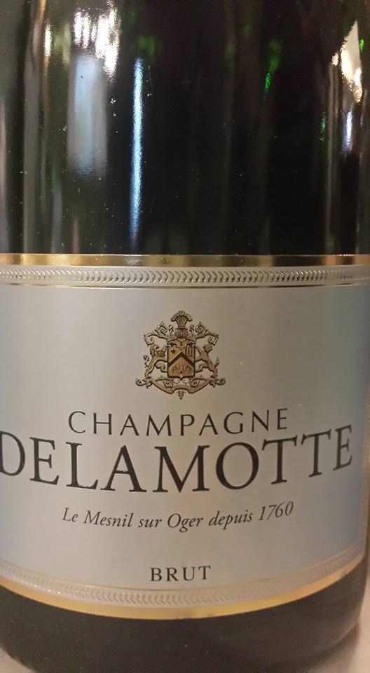 Champagne Delamotte – Brut