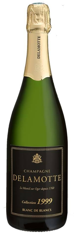 Champagne Delamotte – Collection 1999 – Blanc de Blancs