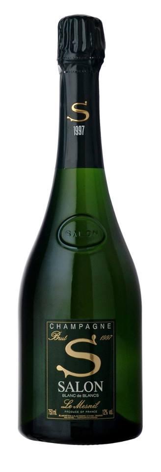 Champagne Salon – Cuvée 'S' 1997 – Blanc de Blancs – Le Mesnil