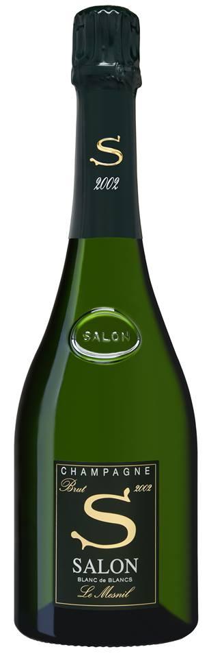 Champagne Salon – Cuvée 'S' 2002 – Blanc de Blancs – Le Mesnil