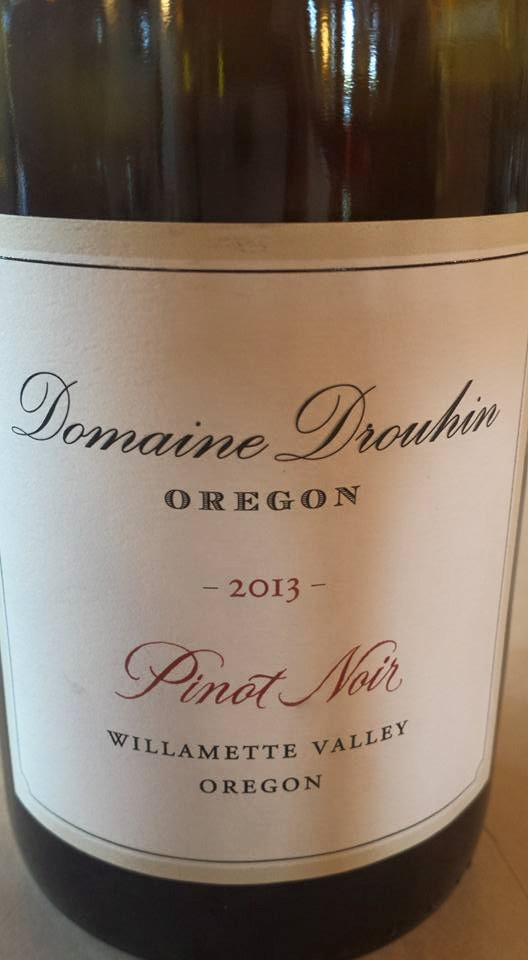 Domaine Drouhin – Pinot Noir 2013 – Willamette Valley – Oregon