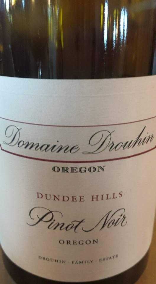 Domaine Drouhin – Pinot Noir 2013 – Dundee Hills – Oregon