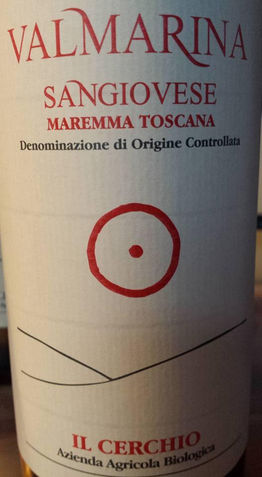 Il Cerchio – Valmarina – Sangiovese 2013 – Maremma Toscana