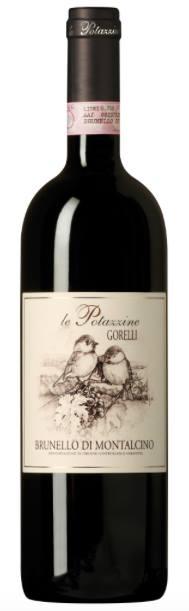 Le Potazzine – Gorelli 2010 – Brunello Di Montalcino