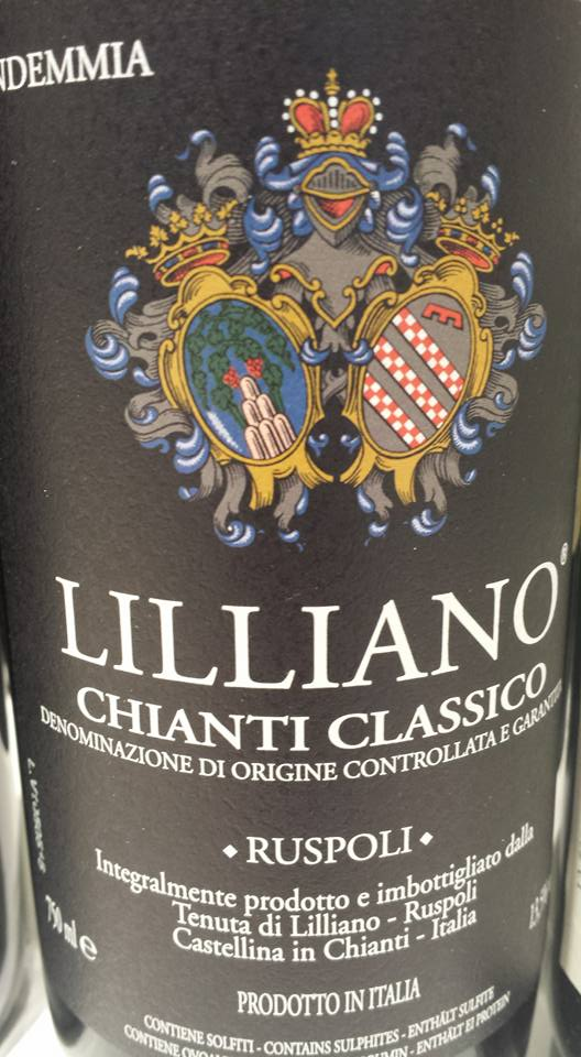 Lilliano – Ruspoli 2013 – Chianti Classico