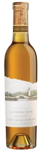 Robert Mondavi Winery – Late Harvest Sauvignon Blanc 2001 – Botrytis – Napa Valley