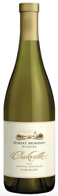 Robert Mondavi Winery – Oakville – Fumé Blanc 2012 – Napa Valley