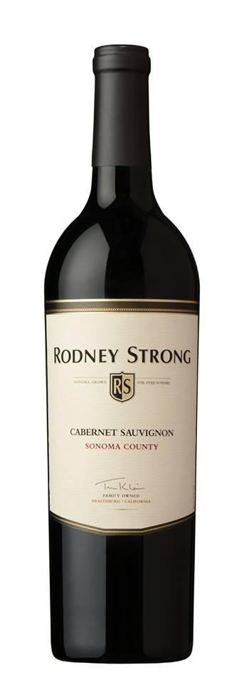 Rodney Strong – Cabernet Sauvignon 2012 – Sonoma County