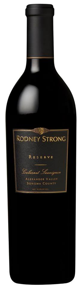Rodney Strong – Cabernet Sauvignon Reserve 2012 – Alexander Valley – Sonoma