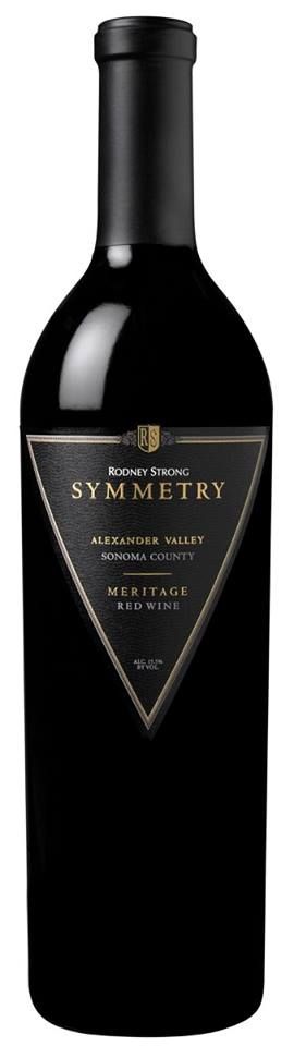 Rodney Strong – Symmetry – Meritage 2012 – Alexander Valley – Sonoma