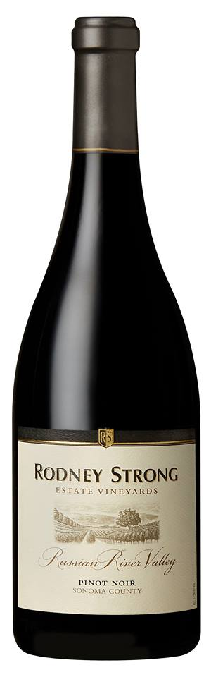 Rodney Strong Estate Vineyards – Pinot Noir 2013 – Russian River Valley – Sonoma County