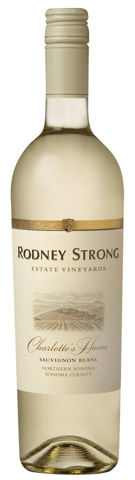 Rodney Strong Estate Vineyards – Sauvignon Blanc 2014 Charlotte's Home – Northern Sonoma – Sonoma County