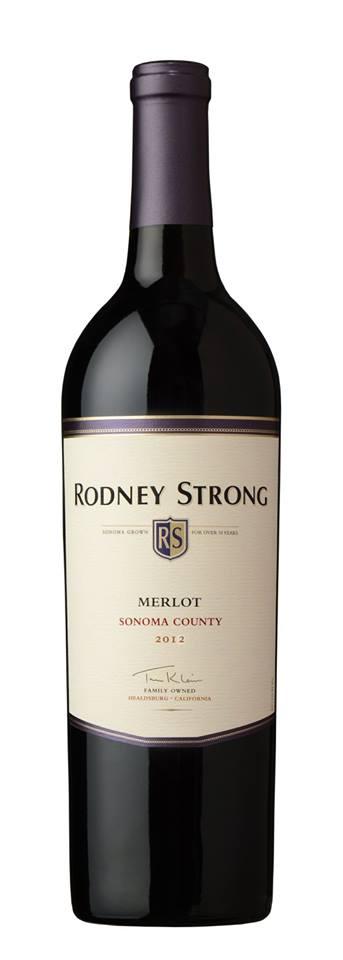 Rodney Strong – Merlot 2012 – Sonoma County