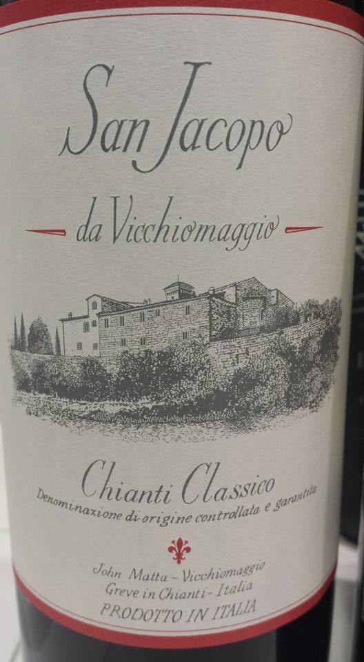 San Jacopo – Da Vicchiomaggio 2014 – Chianti Classico