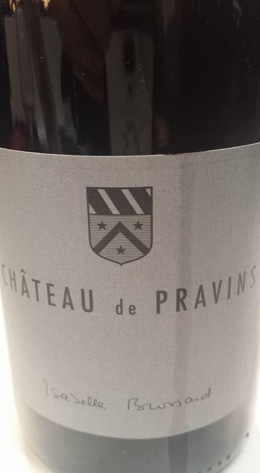 Château de Pravins – Grande Réserve 2013 – Beaujolais-Villages