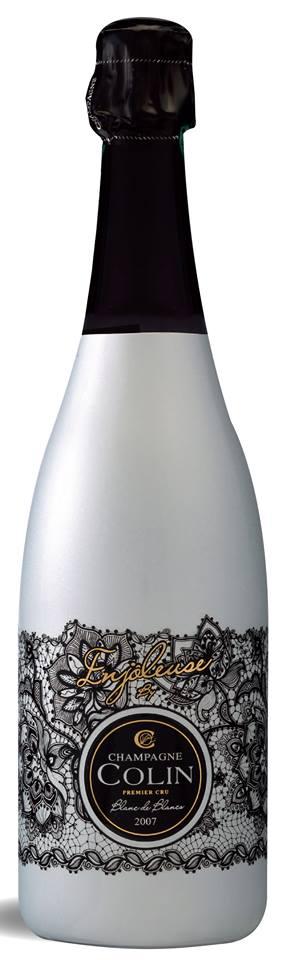 Champagne Colin – Cuvée Enjoleuse 2007 – Blanc de Blancs – Premier Cru – Champagne