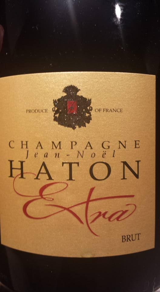 Champagne Haton – Jean-Noel – Extra – Brut