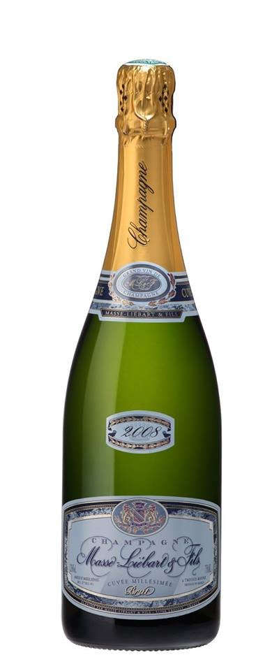 Champagne Masse-Liébart & Fils – Cuvée Millésimée 2008 – Brut