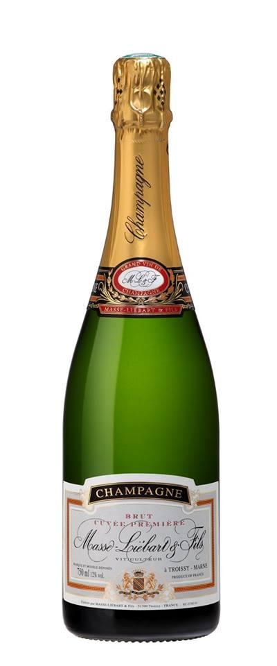 Champagne Masse-Liébart & Fils – Cuvée Première – Brut