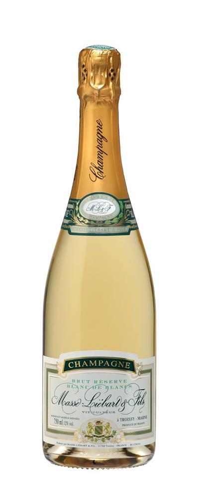 Champagne Masse-Liebart & Fils – Brut Reserve – Blanc de Blancs