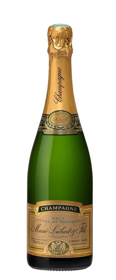 Champagne Masse-Liebart & Fils – Cuvée de Réserve – Brut
