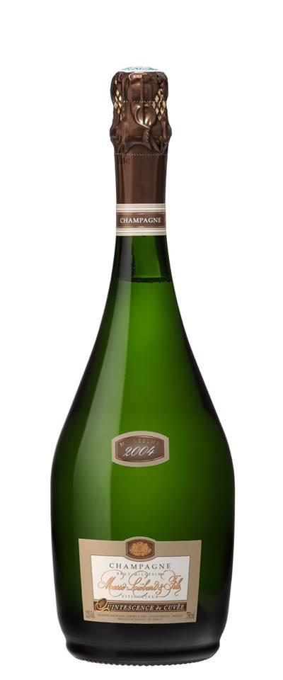 Champagne Masse-Liebart & Fils – Quintescence de Cuvée 2004