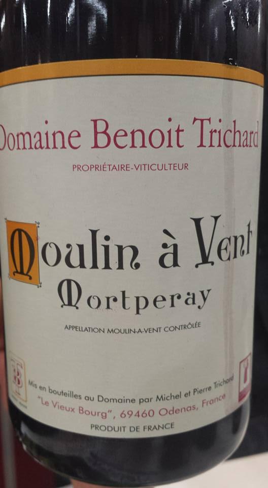 Domaine Benoit Trichard 2013 – Moulin à Vent