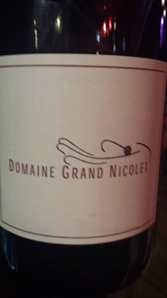 Domaine Grand Nicolet 2014 – Côtes du Rhône
