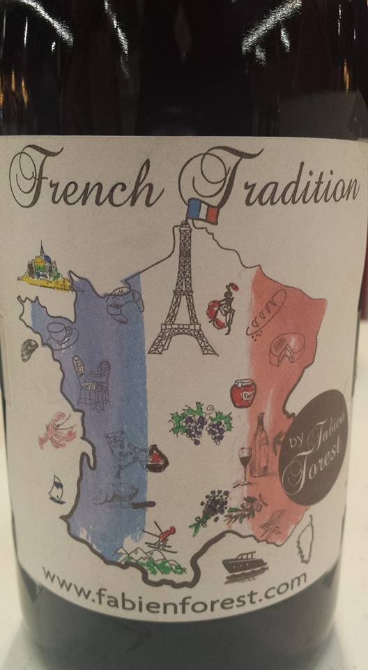 Fabien Forest – French Tradition 2014 – Beaujolais-Villages