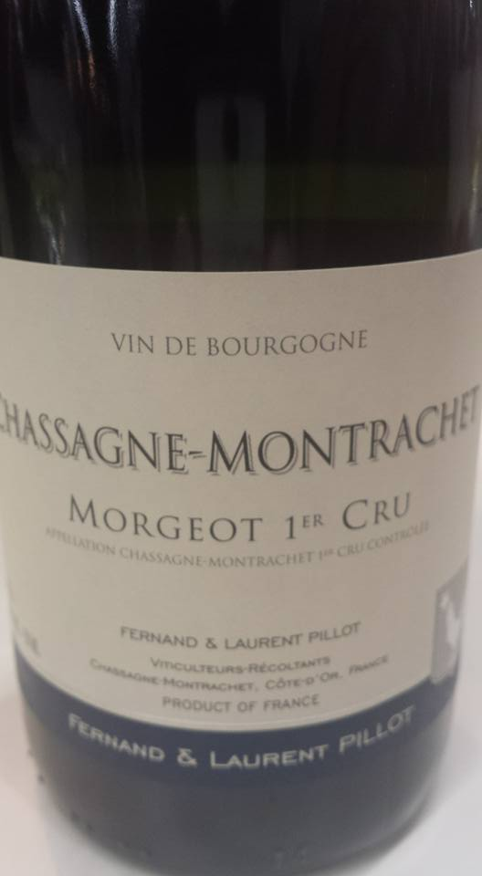 Fernand & Laurent Pillot – Morgeot 2014 – 1er Cru – Chassagne Montrachet