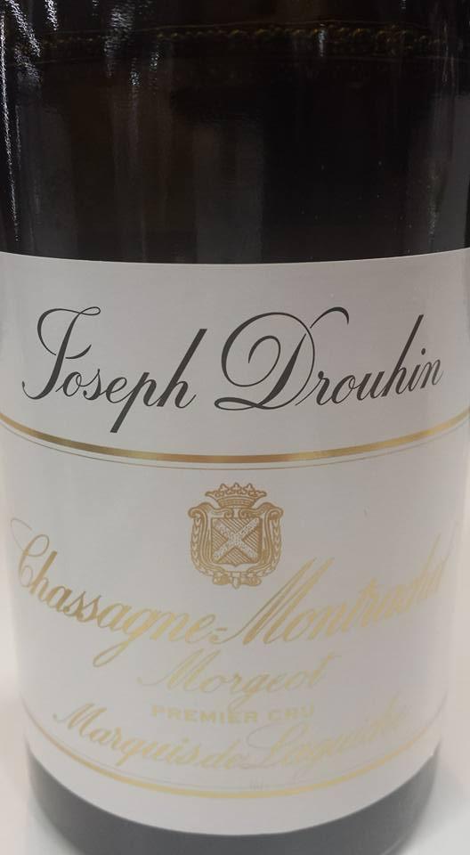 Joseph Drouhin – Marquis de Laguiche Morgeot 2013 – Premier Cru – Chassagne-Montrachet