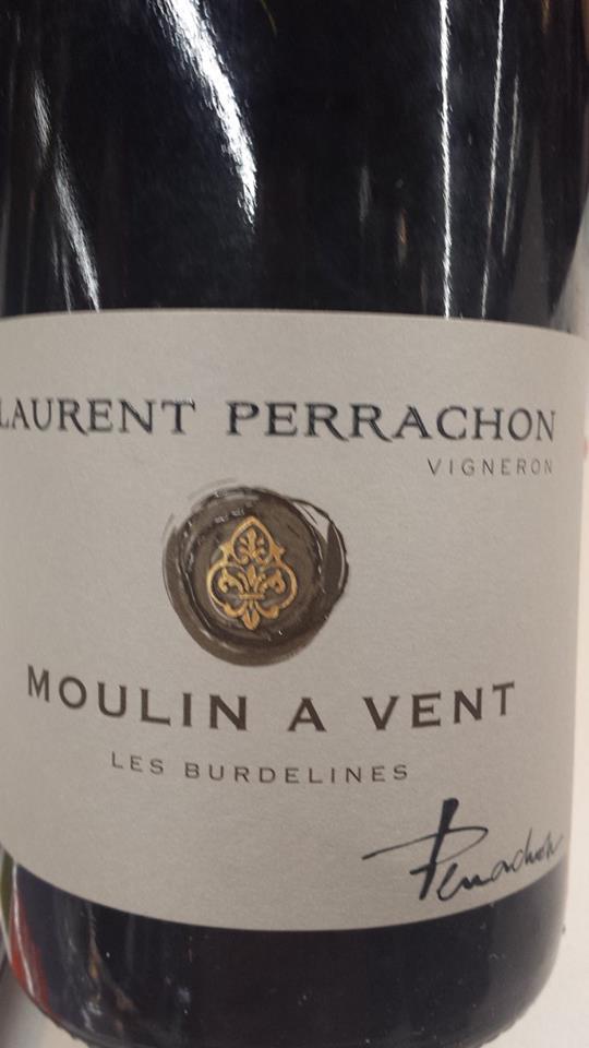 Laurent Perrachon 2011 – Moulin à Vent