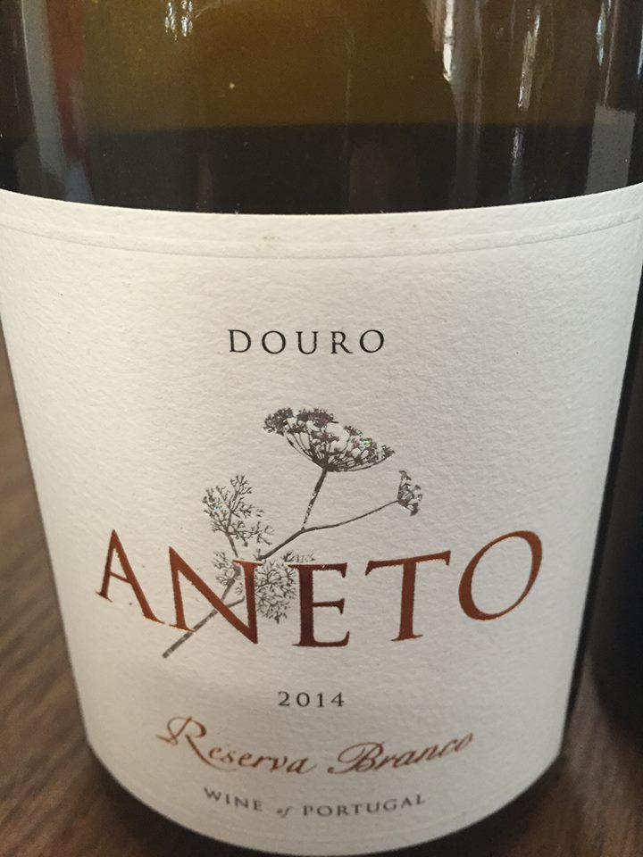 Aneto – Reserva Branco 2014 – Douro
