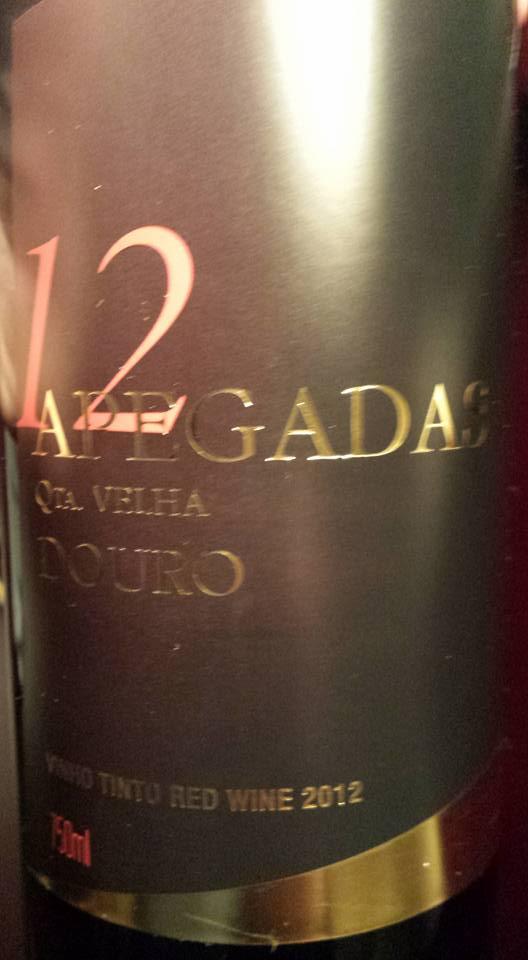 12 Apegadas Quinta Velha 2012 – Douro