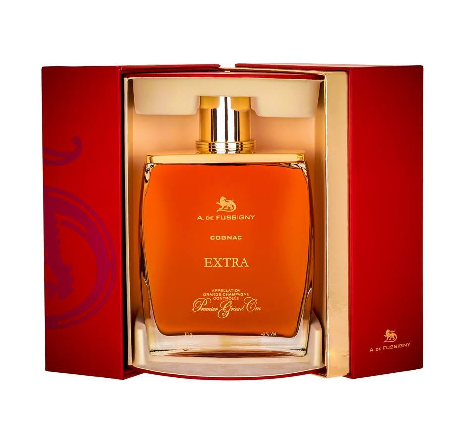 A. de Fussigny – Extra – Fine Champagne – Cognac
